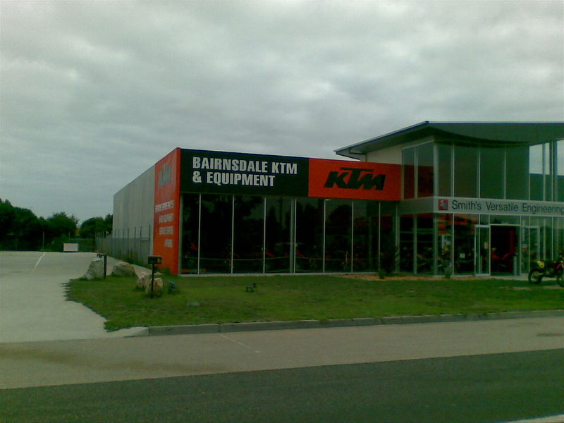 Bairnsdale to Talbotville