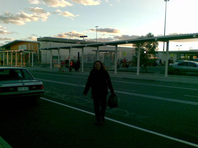 Marysville to Melbourne