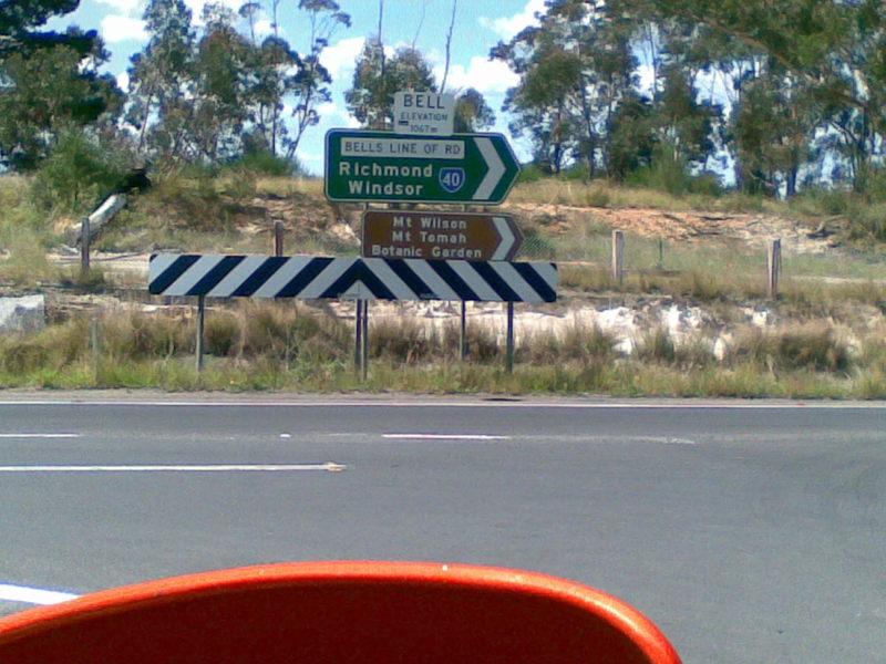 Braidwood to Millmead